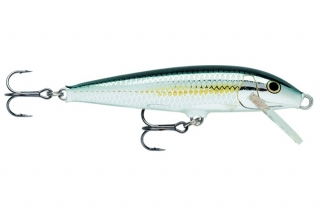 Wobler Rapala Original Floating 5cm - 3g / ALB