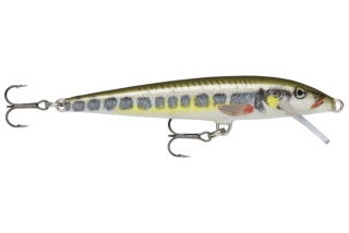 Wobler Rapala Original Floating 7cm - 4g / VAL