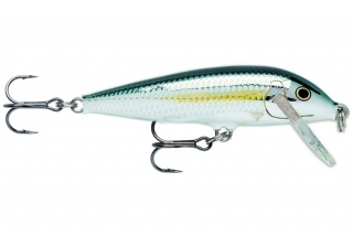 Wobler Rapala Count Down Sinking 7cm - 8g / ALB