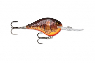 Wobler Rapala DT Dives To 16 - 7cm / 22g - DCW