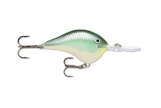 Wobler Rapala DT Dives To 16 - 7cm / 22g - BBH