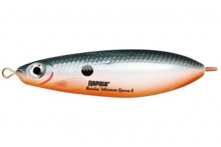 Třpytka Rapala Rattlin Minnow Spoon 8cm - 16g / SD