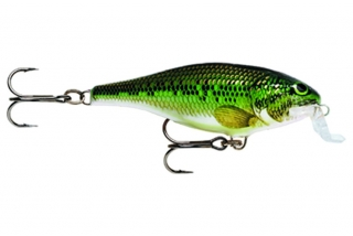Wobler Rapala Shad Rap Shallow Runner 5cm - 5g / BB