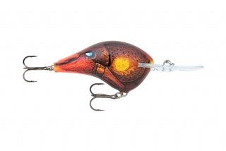 Wobler Rapala DT Dives To 16 - 7cm / 22g - RUS