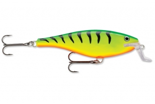 Wobler Rapala Super Shad Rap Floating 14cm - 45g / FT