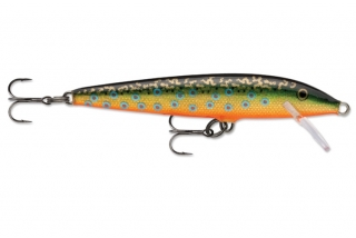 Wobler Rapala Original Floating 9cm - 5g / BTR