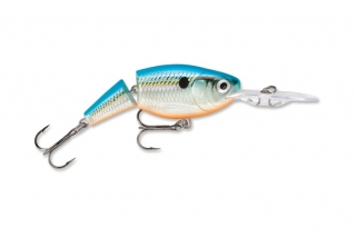 Wobler Rapala Jointed Shad Rap 4cm_5g_BSD