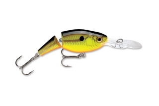 Wobler Rapala Jointed Shad Rap 4cm_5g_CB