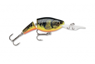 Wobler Rapala Jointed Shad Rap 4cm_5g_FCW