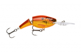 Wobler Rapala Jointed Shad Rap 4cm_5g_OSD