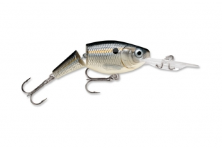 Wobler Rapala Jointed Shad Rap 4cm_5g_SSD