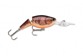 Wobler Rapala Jointed Shad Rap 4cm_5g_BCW