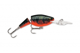 Wobler Rapala Jointed Shad Rap 4cm_5g_RCW