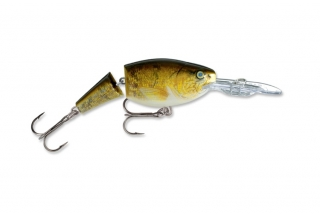 Wobler Rapala Jointed Shad Rap 4cm_5g_W