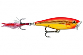 Wobler Rapala Skitter Pop Top Water Fresh 5cm_6g_SGFR