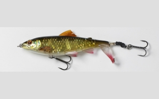 Wobler Savage Gear 3D SmashTail Floating_10cm_17g_Rudd